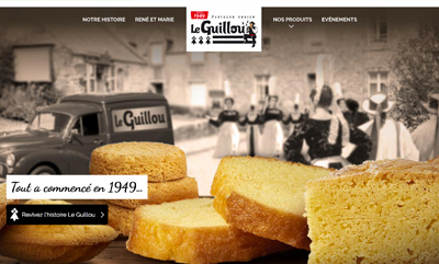 biscuits Le Guillou
