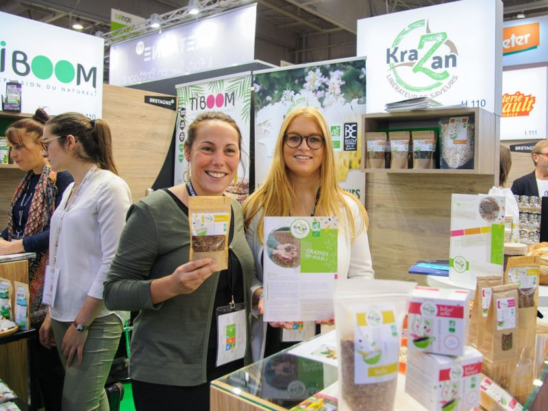 Le stand Krazan
