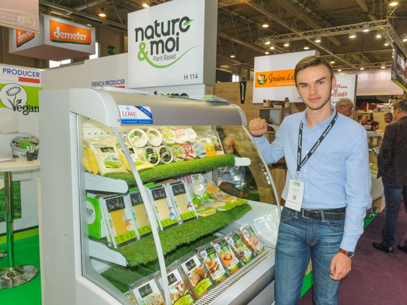 Le stand Nature & Moi