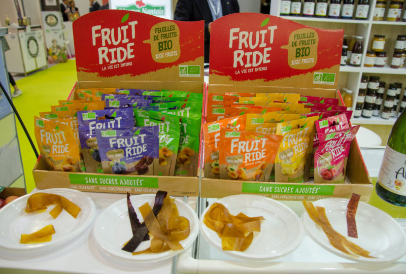 Fruit ride au Sial 2018