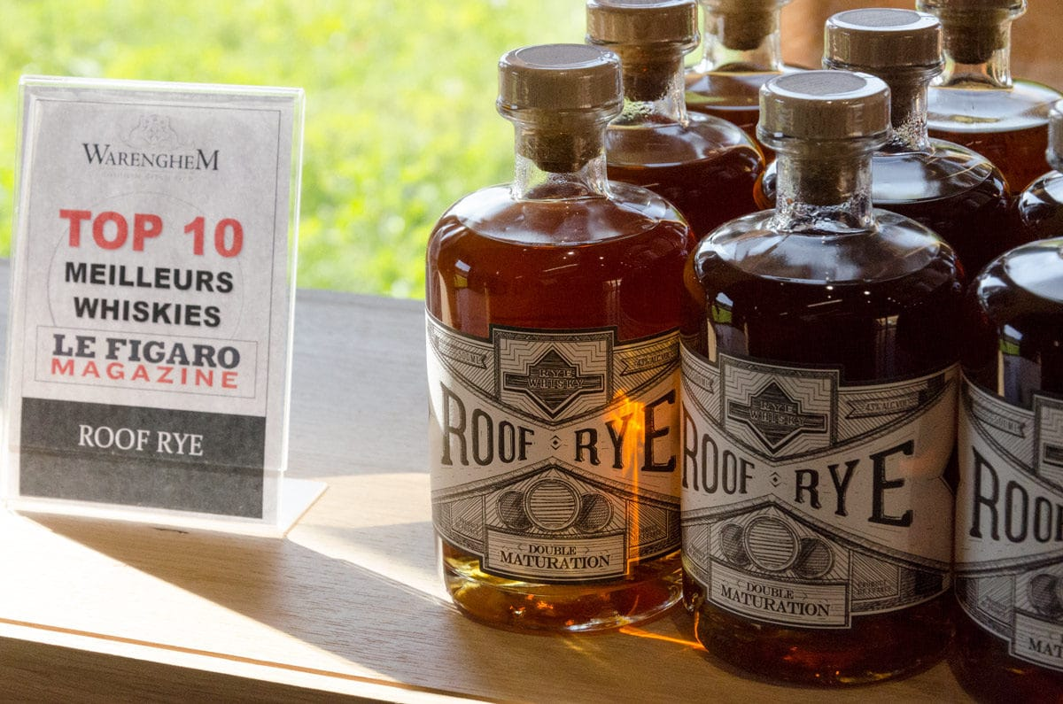 Whisky Roof rye