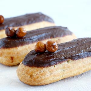 Éclairs au chocolat de Del's cooking Twist