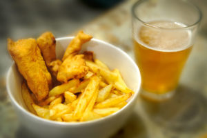 Recette de fish and chips